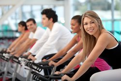 Ambient scenting for fitness centres and gyms
