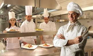 Odour control for restaurants