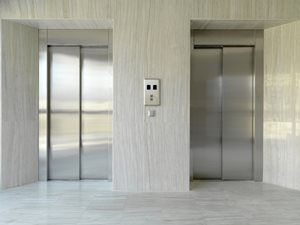 Odour control solutions for elevators