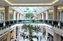 Ambient scenting for retail spaces
