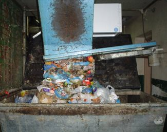 Odour control solutions for garbage areas, loading docks, restrooms and many other applications